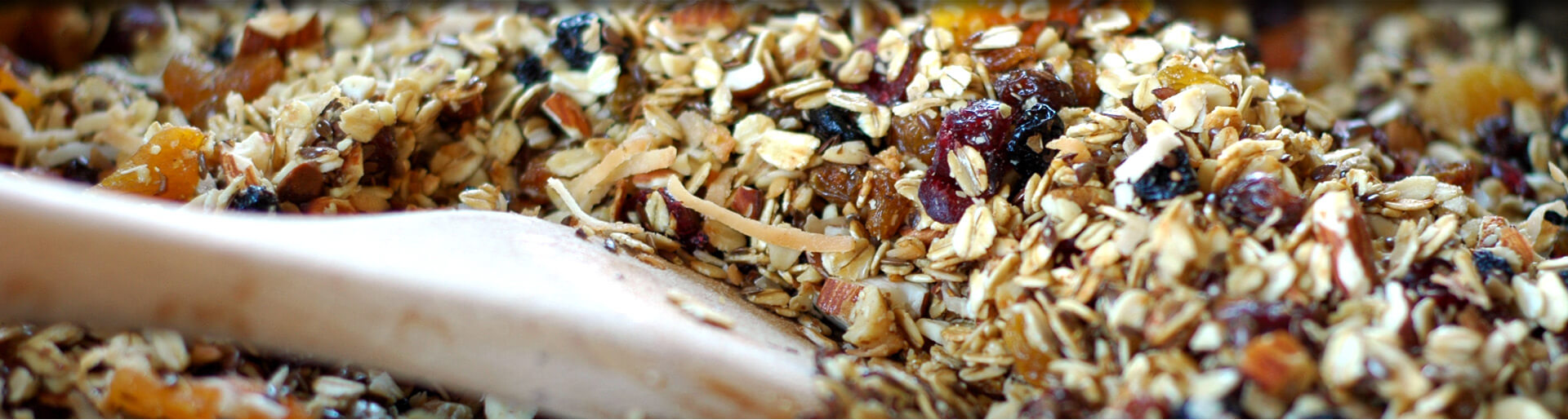 Плодово мюсли с овесени ядки, сушени плодове, ядки. Gama Food