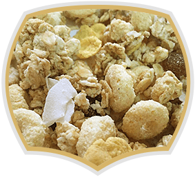 Хрупкаво мюсли с мед и кокос, Gama Food