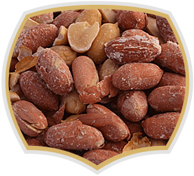 Roasted peanuts, Gama Food nuts