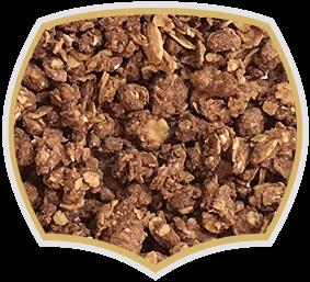 Хрупкаво мюсли гранола, шоколадово. Gama Food