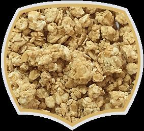 Coconut crunchy muesli - Gama Food