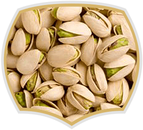 Pistachio, raw nuts from Gama Food