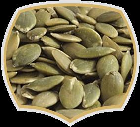 Белено тиквено семе, Gama Food