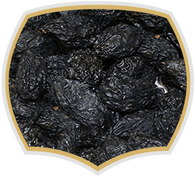 Dried plums, prunes. Gama Food