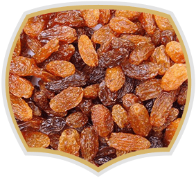 Dried raisins, natural product from Gama Food