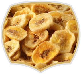 Banana chips, Gama Food