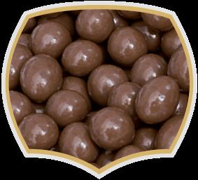 Ядки в шоколад - Шоко-фъстък. Gama Food