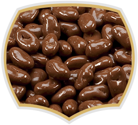 Choco-raisins, Gama Food