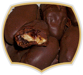 Choco-dates from Gama Food