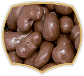 Choco-cashew. Gama Food