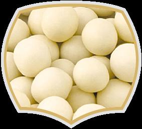 бяло шоко-криспи Gama Food