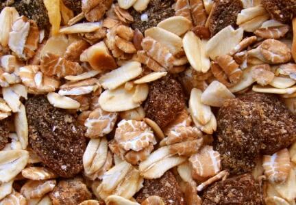 Muesli, crunchy muesli from Gama Food