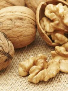 Walnuts for healthy body. Gama Food