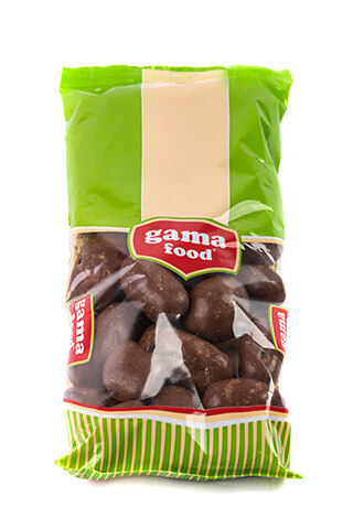 Gama Food Choco-dates in package, 300 gr