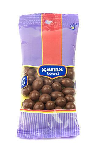 Gama Food Choco-peanuts 50 gr