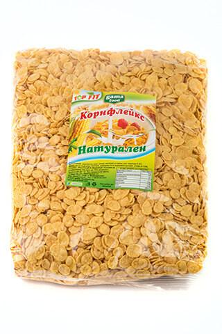 Натурален корнфлейкс 500 гр., Gama food