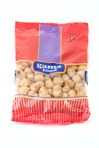 Gama Food Hazelnuts 80 gr and 100 gr package