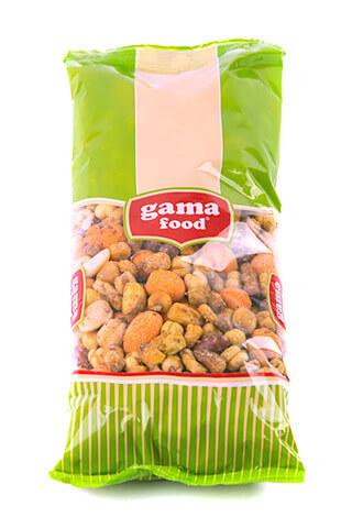 Печени ядки Асорти Гама 250 гр., Gama Food