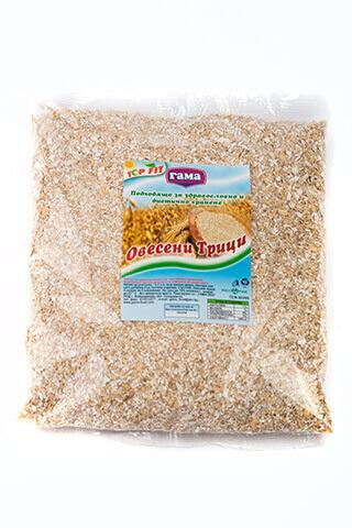 Овесени трици в опаковки от 170 гр. и 650 гр., Gama Food