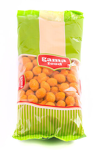 Gama Food Paparika peanuts 200 gr