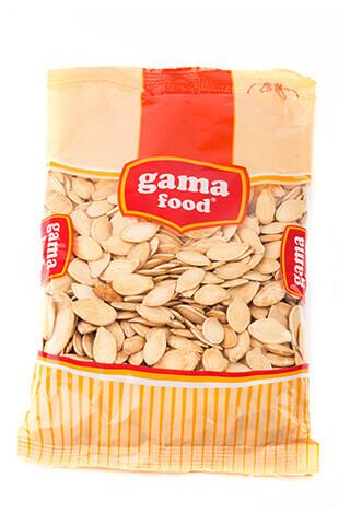 Gama Food - Печени тиквени семки 180 гр.