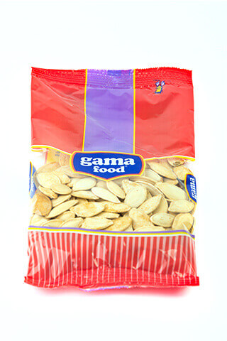 Roasted pumpkin seeds 40 gr, Gama Food