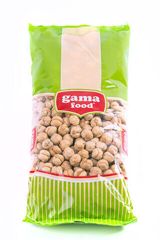 Gama Food Roasted chickpeas 250 gr