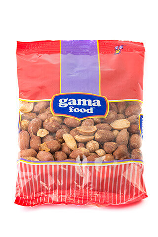 Gama Food Roasted peanuts 100 gr