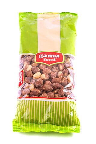 Gama Food Roasted peanuts 250 gr