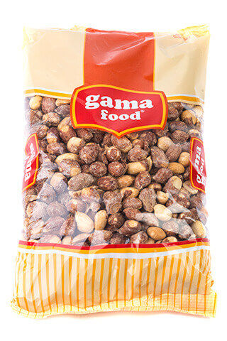 Gama Food Roasted peanuts 500 gr